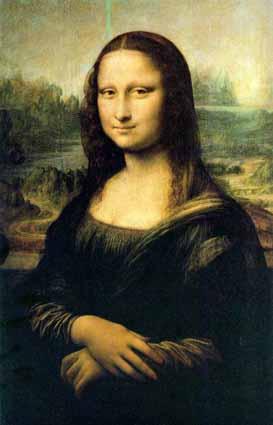 13fe0dcad43 Podobná hádanka se skrývá ještě v dalším z Leonardových obrazů. Je to snad  nejznámější tvář všech dob